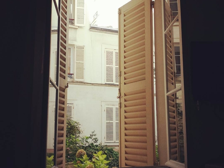 Our Paris AirBnB Apartment